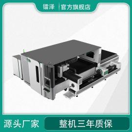 铜板铝板金属大型光纤激光切割机1500W