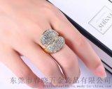 食指戴戒指什么意思_戒指_春晓饰品