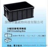深圳防靜電塑料週轉箱廠家托盤直銷