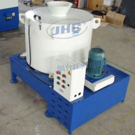 江海(格润)老产品JHSG200金属铁屑脱油机
