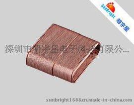 厂家定制高稳定性电波钟天线收音机铁氧体电波表天线电波感应线圈