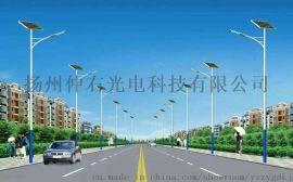 扬州厂家直销新农村锂电池30W太阳能路灯