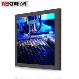 工业高亮度触摸屏17寸医疗设备电容触摸显示器