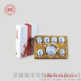 供应景德镇陶瓷茶具礼品,茶具生产厂家