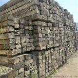 全新油浸軌道枕木現貨 東北松木材料枕木價格