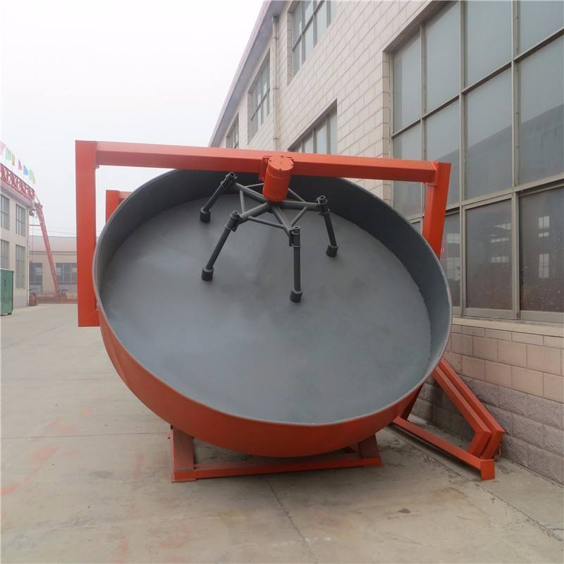 有机肥造粒机对物料水分的要求