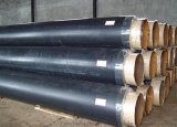 直埋防腐保温管,聚氨酯暖气直埋保温管