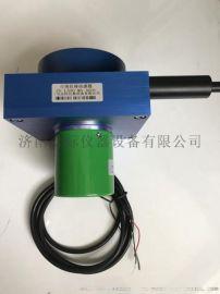 拉线绳位移传感器在液压同步顶升系统中应用