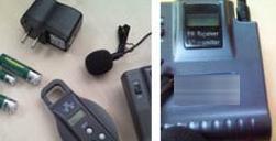 无线团队讲解机 - 1