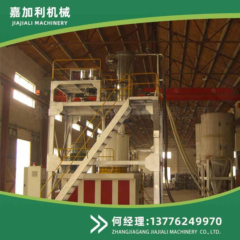 可定制各类混料机生产线机械厂家设备PVC自动混配线集中供料系统