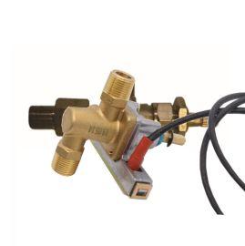 黄铜安全熄火保护燃气阀带压电点火电子打火装置壁挂炉阀 冰箱阀