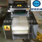 供应鸡鸭切割设备 食品机械 鸡鸭切块机 高效切块机
