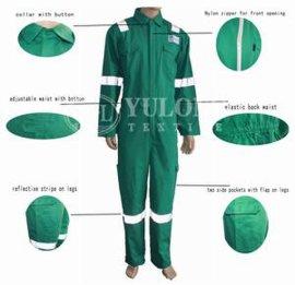 阻燃防护服,新乡豫龙纺织