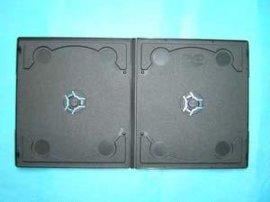 7MM小花边黑色dvd盒子(YP-D813H)