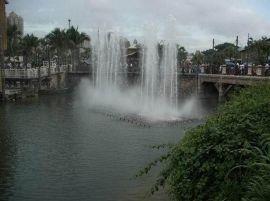 珠海景观水处理设备, 景观水处理技术, 景观水处理工艺流程