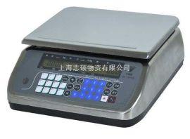 上海寺冈DiGi条码秤不锈钢桌上防水计价电子台秤