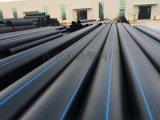 山西靈石天勤dn160國標市政給水用pe管規格尺寸