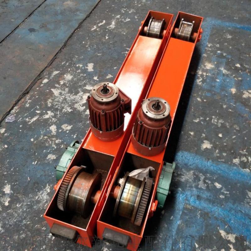 起重机运行梁头  LD行车轮短节梁  焊接端梁