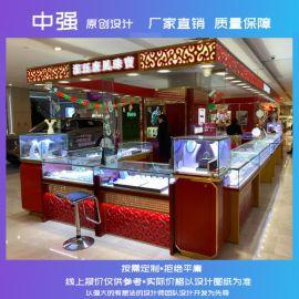 供应镇江及周边城市珠宝展示柜台设计制作