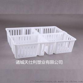 塑料周转鸡苗筐 鸡苗周转箱厂家 多规格塑料鸡苗箱