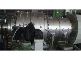 PVC排水管生产线