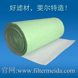 绿白针刺过滤棉