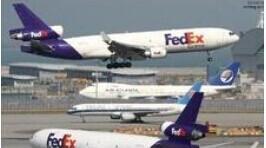 FEDEX 一级 货代 提供出口 美国 国际 物流 快递 **到门