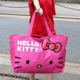 hello kitty 牛津环保购物袋