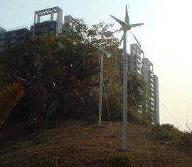 小型风力发电机价格 风光互补供电系统原理 广州尚能