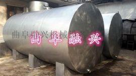 宁波不锈钢罐   立式储 罐 酿 设备价格
