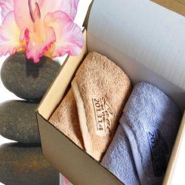 高檔禮品毛巾套裝,禮盒套裝,繡花毛巾,贈品毛巾