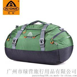 深圳旅行包廠家OEM丨旅行包商旅休閒定製LOGO丨貼牌代工旅行包