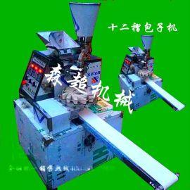 森超机械SC200-12型大包子机12褶包子机