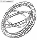 各式圆形、方形、五角星、心形等异形造型铝合金桁架出售