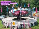 厂家推荐陀螺类游乐设备飞天转盘荥阳市三和游乐设备厂