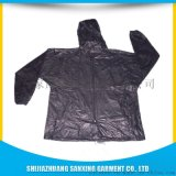工廠生產PVC成人雨衣