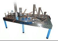 三维柔性焊接组合工装夹具