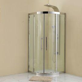 304不锈钢吊轮卫生间玻璃隔断免加盟费