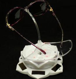 太阳能眼镜展示架,眼镜 架子 眼镜托