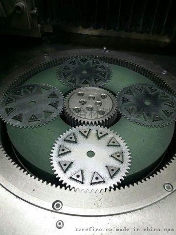 优质硬质合金刀头弹性轮抛光盘