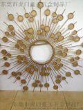 东莞家居装饰镜加工 金属装饰镜批发