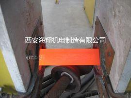 西安海翔机电无缝钢管二次提温感应加热炉