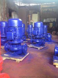 ISG IRG管道泵 立式管道离心泵 热水循环泵