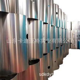 一汽解放J6铝合金燃油箱 大型汽车铝合金油箱