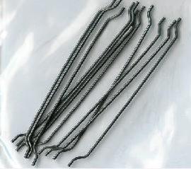 冷拉钢丝端钩钢纤维