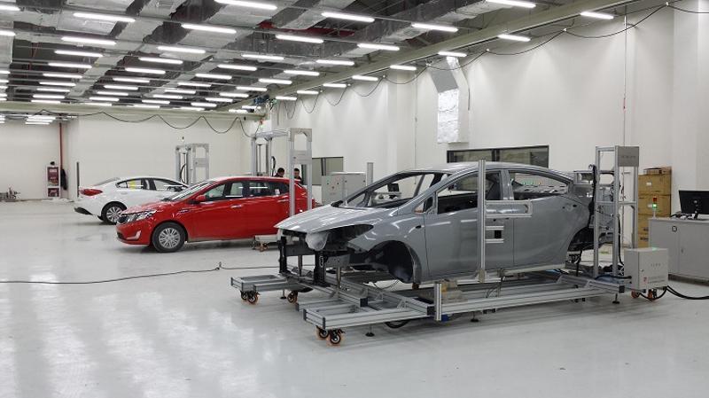 厂价直销 汽车四门二盖起关疲劳寿命试验台 测试仪