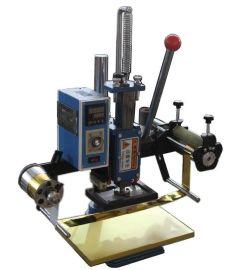 毅德勤手压烫金机YD-105,机械尺寸:300X520X620mm