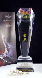 采购水晶奖杯,**典奖杯,广州水晶奖杯