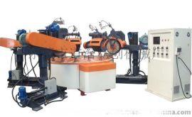 五磨头连续式全自动圆盘抛光机LC-ZP905