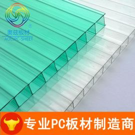 温室大棚PC板厂家十年质保防雾滴阳光板(咨询)